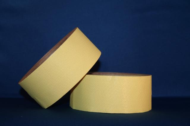 #438SRG Glass Cloth Tape - Silicone/Rubber