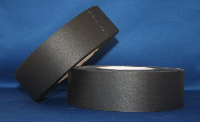 Black Paper Masking Tape :: Picture Framing :: Industry :: Tapes ...