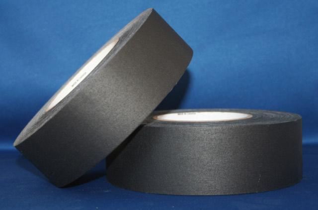 #400B-FR -Carpet Tape - Flame Retardant Black