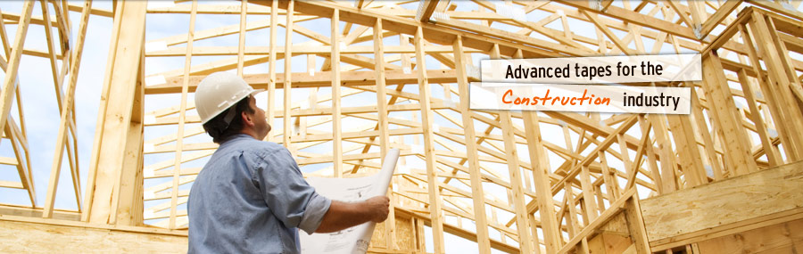 Maxitape: Advanced adhesive tapes for the Construction industry